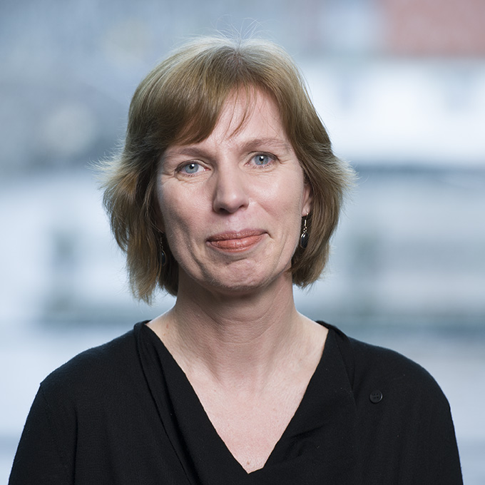 IISH Staff | Marja Koster | Photo by Martin van Welzen