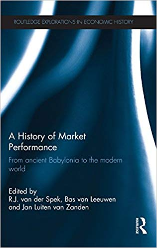 IISH Publications | A History of Market Performance