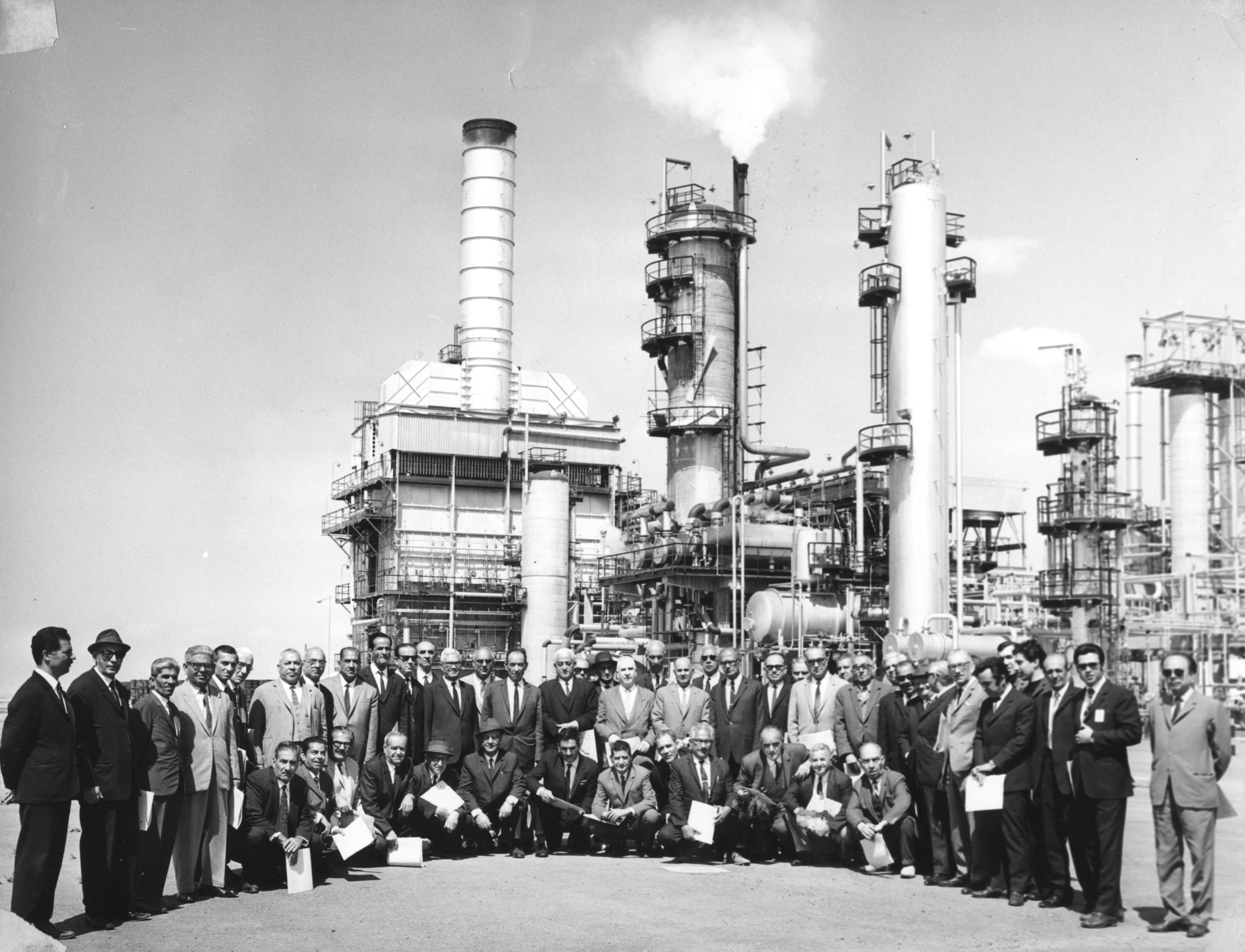 IISH Research | Iran Oil Industry | By Nevit Dilmen (talk) - Own work Family album, Public Domain, https://commons.wikimedia.org/w/index.php?curid=26133553