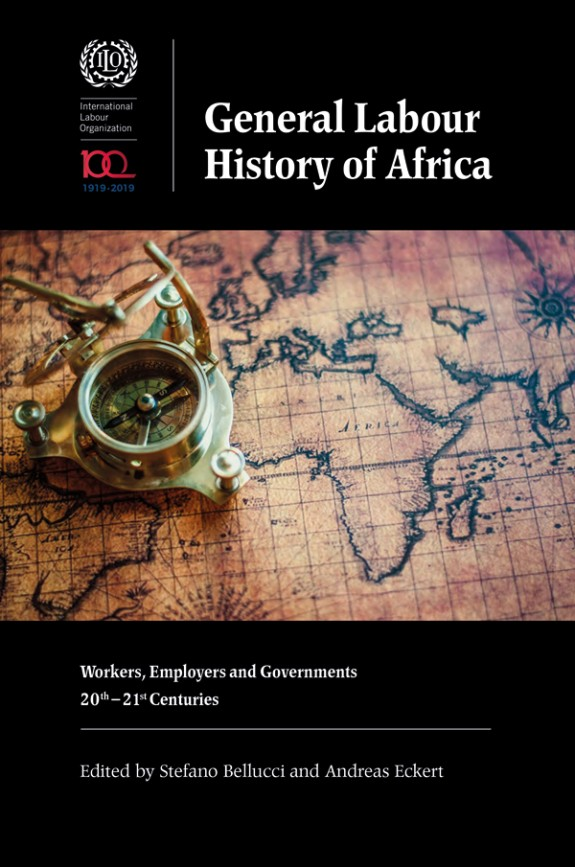 cover General Labour History of Africa