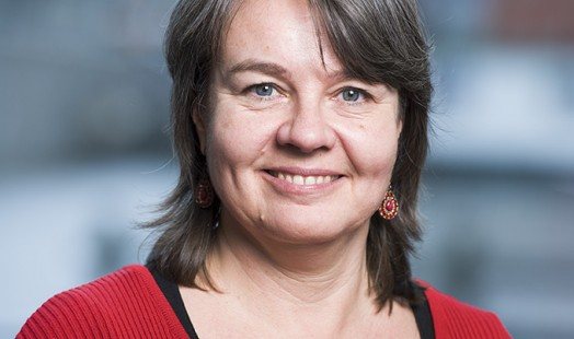 IISH Staff | karin Hofmeester - Photo by Martin van Welzen