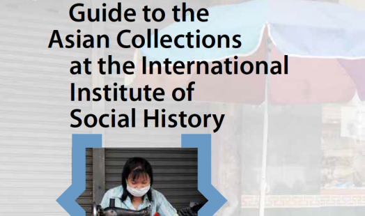 Guide to the Asian Collections at the International Institute of Social History