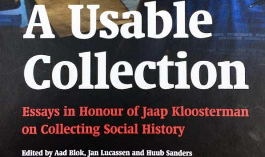 IISH Collections | Usable collection | Photo by Henk Wals (IISH)