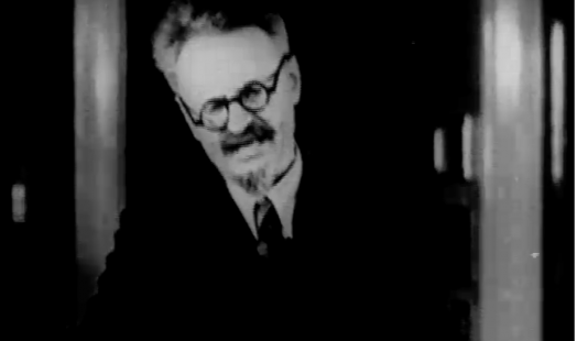 IISH Collections | Video Trotsky in Paris - Video by IISH