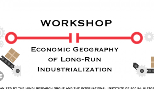 IISH | Events | Economic Geography Workshop