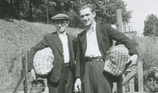 IISH Research | Global Migration History | Two generations of Slovenian miners in Brunssum (1947)