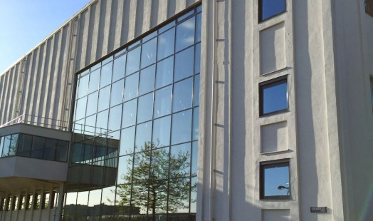 IISH building backside | Photo by Henk Wals (IISH)