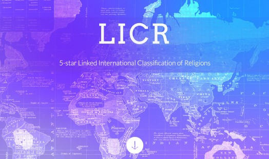 IISH Data | Linked International Classification of Religions (LICR)
