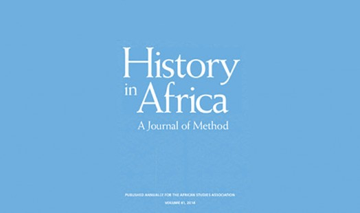 Labor History in Africa