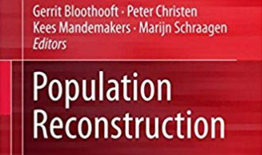 HSN Publications | Population Reconstruction Utrecht (2015)