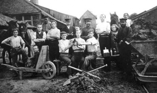 IISH Research | Lippische Ziegler | Lippe Brickmakers | Photo in IISH-collection