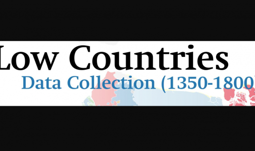 ISSH Data | Low Countries Data Collection (1350-1800)
