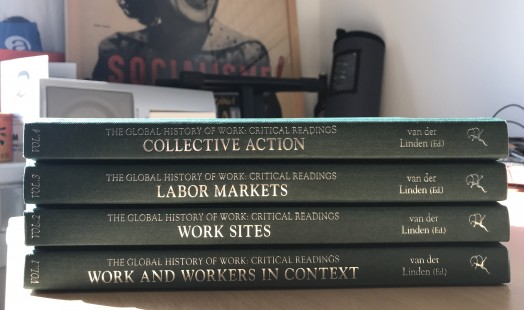 The Global History of Work: Critical Readings